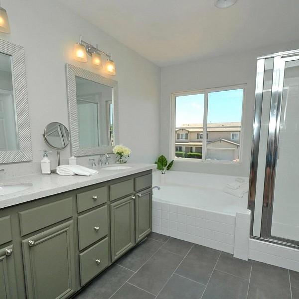 Versus Works Kitchen Cabinets - Bathroom remodel ontario ca